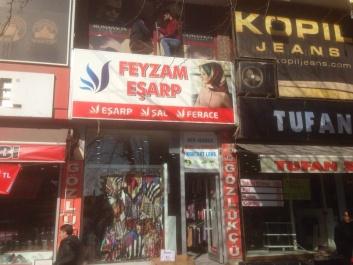 FEYZAM EŞARP