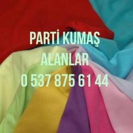 Mert tekstil- parti Kumaş