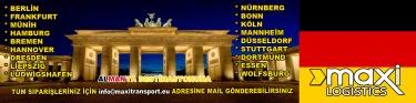 Almanya Parsiyel Nakliye