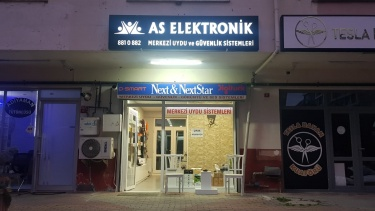 As Elektronik
