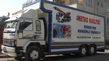 Gaziantep Metro Trans Evden Eve Taşımacılık