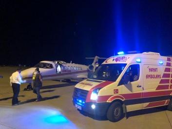 özel hayat ambulans şanlıurfa