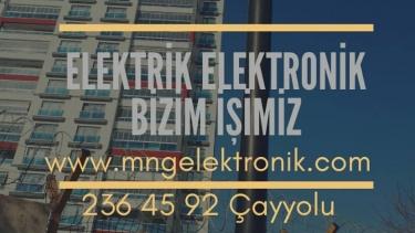 çayyolu elektrik elektronik