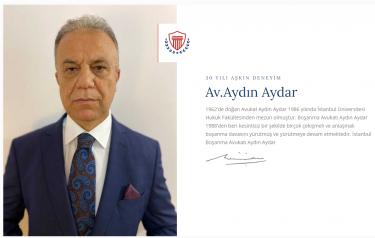 Avukat Aydin Aydar | Boşanma Avukatı