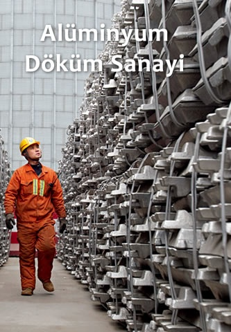 Alüminyum Döküm Sektörü ve Makine Sanayi